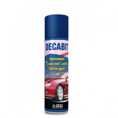 Decabit Spray (250ml) - odstraňovač asfaltu a samolepek