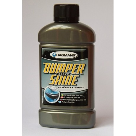 Bumpershine Black