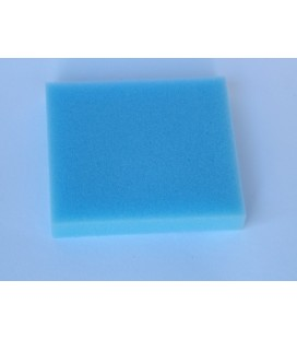 Aplikační houbička na vosky