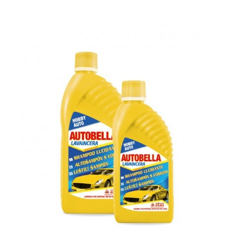 Autobella L.I.C. (500ml) -autošampon s voskem 1:100
