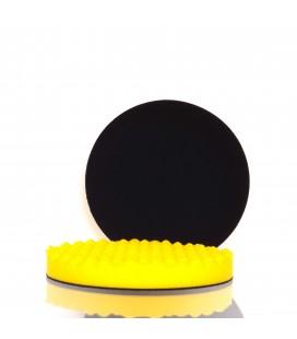 Leštící a brusný kotouč žlutý vlnitý 150x 25mm