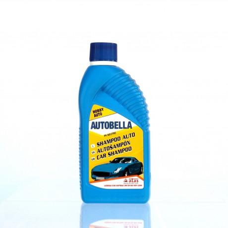 Autokosmetika Autobella |500ml| - autošampon 1:100