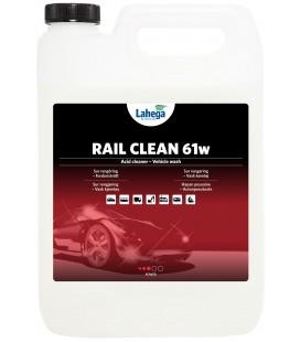 Profesionální autokosmetika RAIL CLEAN - odstraňovač náletové rzi