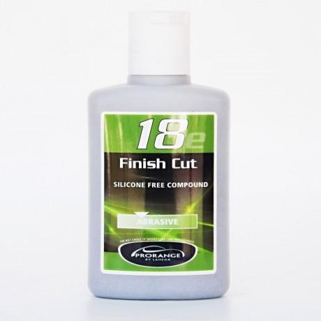 Prorange FINISH CUT 18e | extra jemná leštící pasta | 150 ml