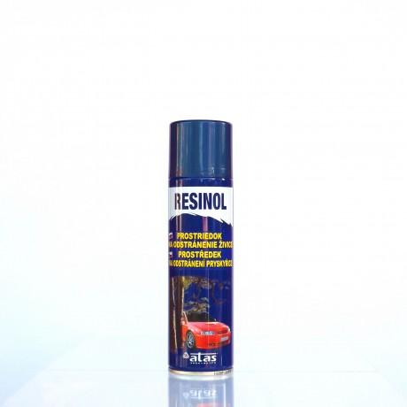 Autokosmetika Atas Resinol 250ml - odstraňovač pryskyřice