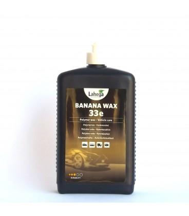 Autokosmetika BANANA WAX 33 - banánový tvrdý vosk
