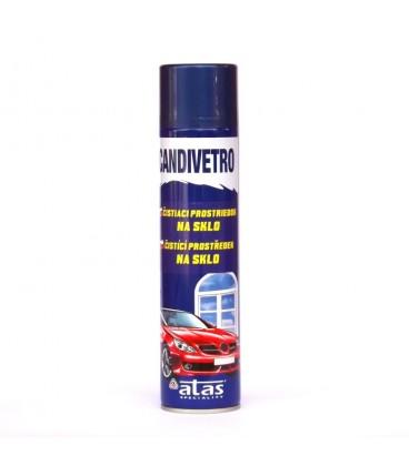 Candivetro Spray (400ml) - aktivní pěna na skla a zrcadla