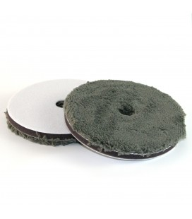 NP MICROFIBER GREY | Micro Wool Pad Semi Soft | 85 x 10 mm