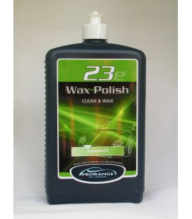 Wax Polish 23e (1 ltr) - leštící vosk s čistícími složkami