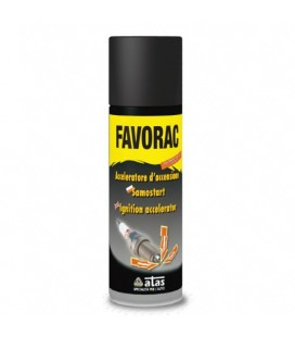 Favorac | startovací spray