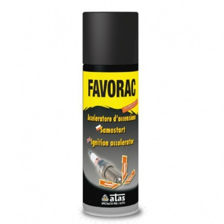Autokosmetika Favorac (200ml) startovací spray