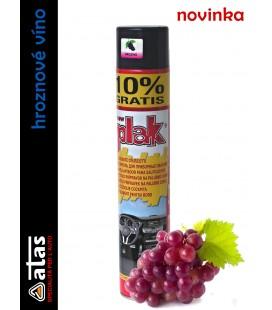 Plak Bonus hroznové víno | ošetření plastů | autokosmetika