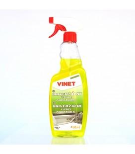 Vinet | unikátní bezoplachový čistič plastů | 750ml
