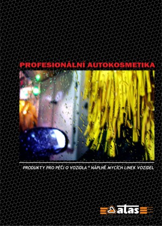 Katalog profesionální autokosmetiky Atas
