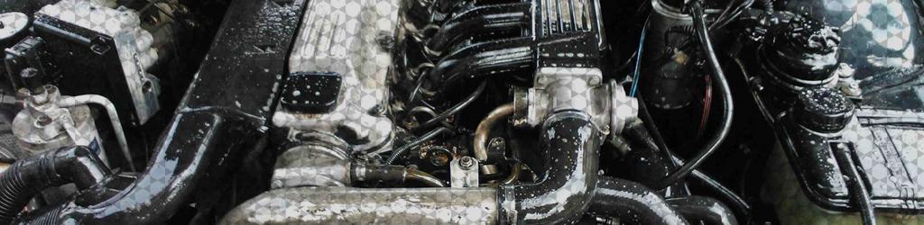 Přípravky pro čištění motorů